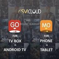 30 90 180days Svi Go Svi Mo IPTV subscription Svi cloud malaysia