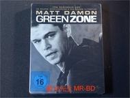 [藍光BD] - 關鍵指令 Green Zone BD-50G 環球影業100週年限定鐵盒版