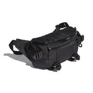 adidas 腰包 Adventure Waist Bag 男女款 愛迪達 三葉草 斜背包 外出 大容量 黑 GD5013
