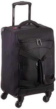 Direct from Germany -  Delsey U-Lite 4 Rollen Kabinenreisetasche 55 cm