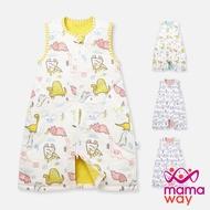 【Mamaway媽媽餵】空調防踢被 調溫、抗菌 防踢背心(2款4色)F