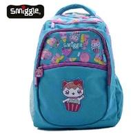 Smiggle School Backpack (30 x 42 x 13cm )