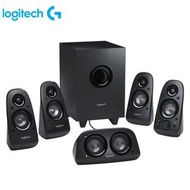 【logitech 羅技】5.1聲道 環繞音效音箱系統 Z506