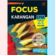℗buku nota  Rujukan : Focus SPM Karangan 2021
