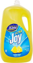 COSTCO美國製【2.66L】ULTRA JOY LIQUID DISH DETERGENT 濃縮 洗碗精*非DAWN