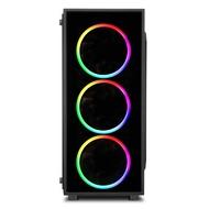 SharKoon 旋剛TG4 RGB 炫彩者 RGB電腦機殼 【神麒數位】
