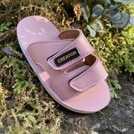 รองเท้าแตะเด็ก CREATOR (Biken Semipastel Collection) รองเท้าแตะสวมเด็ก รองแตะเด็กแบบสวม รองเท้าเด็ก รองเท้าสวมเด็ก