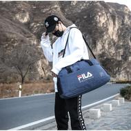 FILA 手提旅行袋 商務大容量出差包 旅行包 旅行袋 側背包