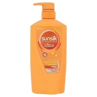 Sunsilk Co-Creations Damage Restore Shampoo 650ml TC