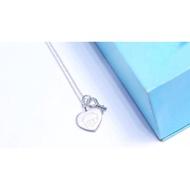 💎Tiffany &Co. 心形項鍊 Return to Tiffany系列靈感源自一款1969年的鑰匙扣設計