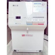 二手賀眾牌UW 672AW 1微電腦冰溫熱桌上飲水機