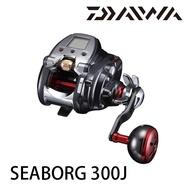 漁拓釣具 DAIWA 2018 最新款 SEABORG 300J 電動捲線器
