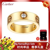 【专柜同款】Cartier卡地亞 鈦鋼手鐲歐美簡約經典款 18k玫瑰金 love手鐲 開口手鐲 娃娃機禮品批發 情侶手鍊