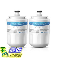 [106美國直購] 濾心 2入裝Waterdrop UKF7003 Replacement for Whirlpool EDR7D1, Maytag UKF7003