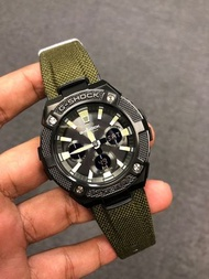 100% Authentic Casio Gshock Gsteel Cordura GSTS130BC with FREE DELIVERY 📦