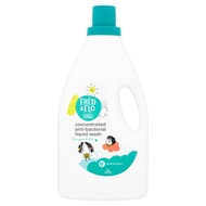 Tesco Fred & Flo Anti-Bacterial Baby Laundry Wash Detergent 2L