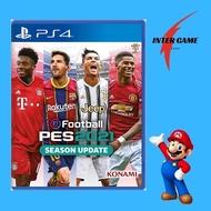 PES 2021 Season Update / Ps4 แผ่นแท้มือ1!!!!! (Ps4 games) (เกมส์ Ps.4)(แผ่นเกมส์PS4)(PES)(PES 2021 Ps4)