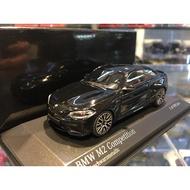 吉華科技@MINICHAMPS BMW M2 Competition 黑色 1/43
