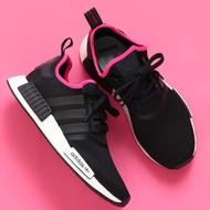 KUMO SHOES-現貨 ADIDAS NMD R1 黑色 粉色 桃紅色 女鞋 男鞋 日本限定 DB3586