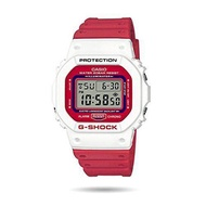 [Casio] G-Shock: DW-5600TB Watch (Red/White) [From USA] - intl