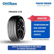 Toyo Tires Proxes C1s 195 / 65 R15 91v Car Tires