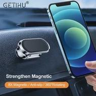 GETIHU โทรศัพท์แม่เหล็กผู้ถือโทรศัพท์มือถือ Mount แม่เหล็กขาตั้งสมาร์ทโฟน GPS สนับสนุนสำหรับ iPhone 12 11 Pro ...