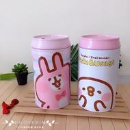 🎀現貨🎀正版卡娜赫拉 存錢筒 存錢罐 卡娜赫拉存錢筒 卡娜赫拉的小動物 圓桶 P助 兔兔 Kanahei 收納罐