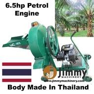 Thailand QC Brand Chopper Machine Mesin Cincang Rumput Sawit Napier Bela Lembu Kambing 6.5hp Engine