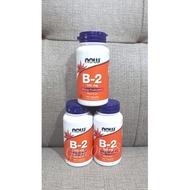 免運🌟正品 美國Now Foods 維生素B2 核黃素 維他命B2 100毫克 100顆膠囊