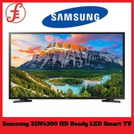 Samsung 32N4300 80 cm (32 inches) 4 Series (32N4300) HD Ready LED Smart TV (NEW 2018 MODEL)