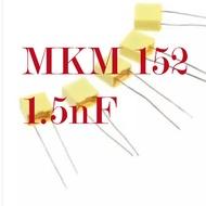 Mkm 152 / 63v 152 1.5nf 63v Capacitor