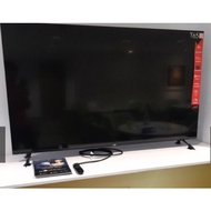 JVC 65吋4K無邊框電視