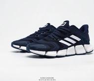 【Free shipping 】Adidas รองเท้า Climacool Boost รองเท้าผ้าใบ adidas รองเท้าคัชชูดำ รองเท้าวิ่งชายBlack