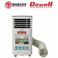 Dowell 1HP Portable Non Inverter Aircon PA09K10