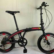 Sepeda lipat exotic 20 / sepeda exotic 20 7 speed