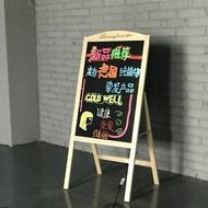 led電子螢光板手寫廣告牌展示牌閃發光小黑板寫字板銀光屏廣告板WD  初語生活館