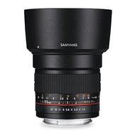 ◎相機專家◎ SAMYANG 85mm F1.4 for Sony E 手動鏡 正成公司貨