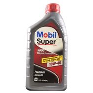 美孚 Mobil Super 5000 10W40 合成機油 SN 郊油趣