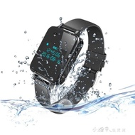 錄音筆手環【防水設計】k18專業錄音筆迷你手環藍芽音樂智慧手錶運動MP3 YQS【聖誕節禮物 交換禮物】