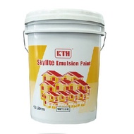 18 Liter KTH Skylite Emulsion Paint - White