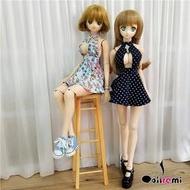 Dollremi◆1/3 露背碎花短洋裝-兩色 DD Smart Doll◇現貨 ◇◆MonJouJou代理