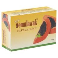Sabun Papaya Temulawak Papaya Soap