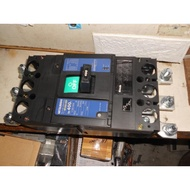 日本 三菱 無熔絲開關 NF400-HEP 安培可調式 3P 200A~400A 100KA 斷路器