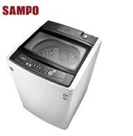 SAMPO聲寶 11公斤 單槽定頻全自動洗衣機ES-H11F W1 白色 / 不銹鋼抗菌內槽