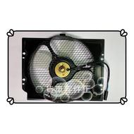 【隔天出貨 最低價】中華 三菱 堅達 CANTER 1996~2006年 三期 3.5噸 冷氣散熱馬達 冷排風扇 12V