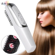 La vis Electric Infrared Hair Growth Comb Treatment Massager Brush Hair Care