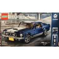 【周周GO】 LEGO 樂高 Creator Expert 10265 Ford Mustang 福特野馬