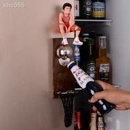 ✙網紅籃球三井壽開瓶器冰箱貼灌籃高手啤酒起瓶器創意路飛酒起子