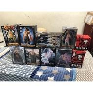 娃娃機 公仔 日本景品 標準盒 金證 海賊王 七龍珠 日版 悟空 魯夫 和之國 長盒 娃娃機 香吉士