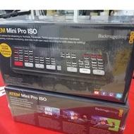 ?新品 ATEM Mini Pro ISO切換台